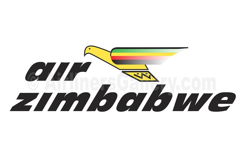 1. Air Zimbabwe logo