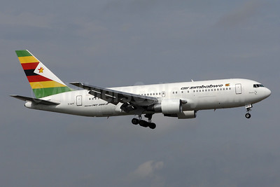 Air Zimbabwe Boeing 767-2N0 ER Z-WPF (msn 24867) JFK (TMK Photography). Image: 935090.