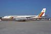 Air Zimbabwe Boeing 707-330B Z-WKU (msn 18930) ORY (Jacques Guillem). Image: 930605.