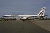 Air Zimbabwe Boeing 720-025 VP-YNL (msn 18162) (Air Rhodesia colors) CPH (Christian Volpati Collection). Image: 907474.