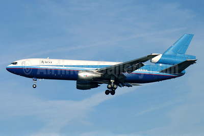 Avient Aviation McDonnell Douglas DC-10-30 (F) Z-ARL (msn 47907) LGW (Antony J. Best). Image: 904221.