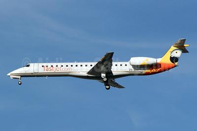 Fastjet.com (Fastjet Zimbabwe) Embraer ERJ 145LR (EMB-145LR) ZS-BBM (msn 145597) JNB (Jonathan Druion). Image: 945988.