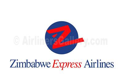 1. Zimbabwe Express Airlines logo