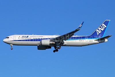 ANA (All Nippon Airways)-Air Japan Boeing 767-381 ER WL JA627A (msn 40898) NRT (Michael B. Ing). Image: 933844.