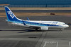 ANA (All Nippon Airways) Boeing 737-781 WL JA17AN (msn 33884) (Inspiration of Japan) HND (TMK Photography). Image: 933461.