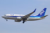 ANA (All Nippon Airways) Boeing 737-781 WL JA04AN (msn 33874) (Inspiration of Japan) PEK (Michael B. Ing). Image: 933459.