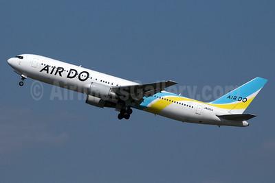 Air Do Boeing 767-381 JA601A (msn 27943) NGO (Ken Petersen). Image: 934408.