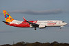 Air India Express' latest delivery, delivered April 28, 2016