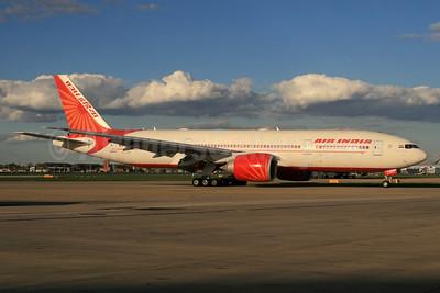 Air India Boeing 777-237 LR VT-ALH (msn 36307) LHR. Image: 933023.