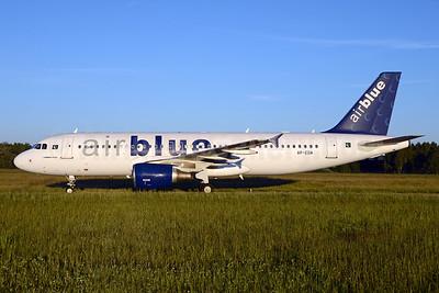 Airblue Airbus A320-214 AP-EDA (msn 3974) ZRH (Rolf Wallner). Image: 933434.