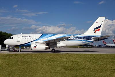 Bangkok Air (Bangkok Airways) Airbus A319-131 HS-PPF (msn 2634) ZRH (Rolf Wallner). Image: 933401.