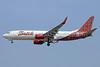 Batik Air-Lion Group Boeing 737-8GP WL PK-LBY (msn 39833) CGK (Michael B. Ing). Image: 933541.