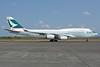 Cathay Pacific Airways Boeing 747-467 B-HOV (msn 25082) DPS (Michael B. Ing). Image: 930473.