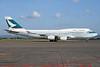 Cathay Pacific Airways Boeing 747-467 B-HUA (msn 25872) DPS (Michael B. Ing). Image: 930474.