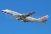 China Airlines Boeing 747-409 B-18210 (msn 33734) LAX (Michael B. Ing). Image: 933463.