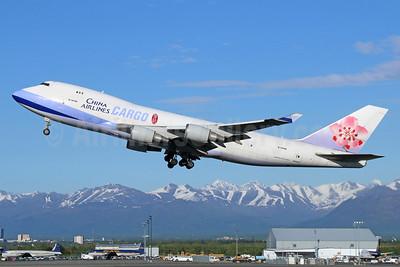 China Airlines Cargo Boeing 747-409F B-18706 (msn 30763) ANC (Michael B. Ing). Image: 933060.