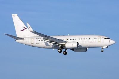 Deer Jet-HNA Boeing 737-73W WL B-5273 (msn 38633) ZRH (Andi Hiltl). Image: 920322.