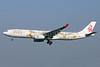 Dragonair Airbus A330-342 B-HYF (msn 234) (Serving you for 25 years) PEK (Michael B. Ing). Image: 921713.