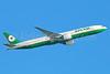 EVA Air Boeing 777-36N ER B-16723 (msn 42108) LAX (Michael B. Ing). Image: 930185.
