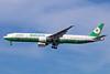 EVA Air Boeing 777-35E ER B-16709 (msn 33753) LAX (Michael B. Ing). Image: 926923.