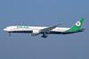 EVA Air Boeing 777-35E ER B-16725 (msn 44554) LAX (Michael B. Ing). Image: 931628.