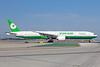 EVA Air Boeing 777-35E ER B-16713 (msn 33756) LAX. Image: 913386.