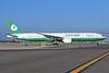 EVA Air Boeing 777-35E ER B-16702 (msn 32640) LAX. Image: 933906.