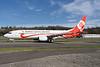 Fuzhou Airlines Boeing 737-84P WL B-7395 (msn 43663) BFI (Steve Bailey). Image: 931959.