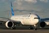 Garuda Indonesia Airways Boeing 777-3U3 ER PK-GIF (msn 29148) LHR. Image: 932723.