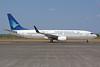 Garuda Indonesia Airways Boeing 737-8CX WL PK-GEE (msn 32361) DPS (Michael B. Ing). Image: 930103.