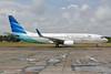 Garuda Indonesia Airways Boeing 737-8U3 WL PK-GMF (msn 30140) DPS (Michael B. Ing). Image: 924194.