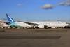 Garuda Indonesia Airways Boeing 777-3U3 ER PK-GIF (msn 29148) LHR. Image: 932696.