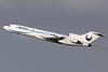 Iran Aseman Airlines Boeing 727-228 EP-ASB (msn 22082) DXB (Speedbird Images). Image:  931768.