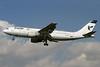 "IranAir-The Airline of the Islamic Republic of Iran Airbus A300B4-2C EP-IBJ (msn 256) THR (Shahram ""Shary"" Sharifi). Image: 912937."