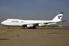 IranAir-The Airline of the Islamic Republic of Iran Boeing 747-186B EP-IAM (msn 21759) LHR (Antony J. Best). Image: 902126.