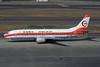 Southwest Air Lines-SWAL/JTA (Japan Transocean Air) Boeing 737-446 JA8999 (msn 29864) NGO (Ken Petersen). Image: 933406.