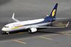 Jet Airways Boeing 737-85R WL VT-JBE (msn 35106) DXB (Speedbird Images). Image: 931761.