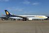 Jet Airways Airbus A330-302 VT-JWU (msn 1391) BRU (Ton Jochems). Image: 930662.