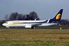 Jet Airways Boeing 737-85R WL VT-JTB (msn 39070) SNN (Michael Kelly). Image: 932398.