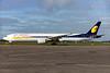Jet Airways Boeing 777-35R ER A6-JAC (msn 35157) DUB (Greenwing). Image: 932221.