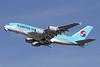 Korean Air Airbus A380-861 HL7614 (msn 068) LAX (Michael B. Ing). Image: 908842.