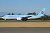 Korean Air Cargo Boeing 777-FB5 HL8043 (msn 62693) PAE (Nick Dean). Image: 934490.