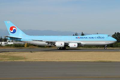 Korean Air Cargo Boeing 747-8B5F N6018N (HL7639) (msn 37653) PAE (Nick Dean). Image: 934553.