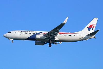 Malaysia Airlines Boeing 737-8H6 WL 9M-MXU (msn 40158) BKK (Michael B. Ing). Image: 934563.