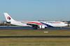 Malaysia Airlines Airbus A330-323 9M-MTC (msn 1229) SYD (John Adlard). Image: 925556.