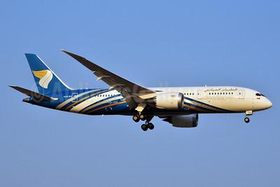 Oman Air Boeing 787-8 Dreamliner A40-SA (msn 42378) BKK (Ken Petersen). Image: 933405.