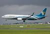 Oman Air Boeing 737-81M WL A40-BAA (msn 60391) DUB (Michael Kelly). Image: 933921.