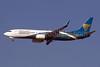 Oman Air Boeing 737-8BK WL A40-BA (msn 29685) DXB (Konstantin von Wedelstaedt). Image: 900040.