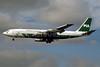 PIA-Pakistan International Airlines Cargo Boeing 707-340C AP-AXG (msn 20488) LHR (Keith Burton). Image: 932882.