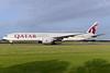 Qatar Airways Boeing 777-3DZ ER A7-BAW (msn 41741) AMS (Ton Jochems). Image: 934552.